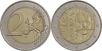 Frankreich : 2 Euro Pierre de Coubertin 2013 bfr