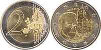 Luxemburg : 2 Euro Chateau de Berg  2008 bfr