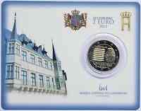 Luxemburg : 2 Euro Nationalhymne  2013 Stgl.