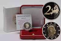2 Euro Monaco 2010 PP Albert II. -SELTEN-