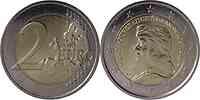 Monaco : 2 Euro 500 Jahre Souveränität Monacos  2012 bfr