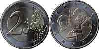 Niederlande : 2 Euro Erasmus  2011 bfr 2 Euro Erasmus Niederlande 2011