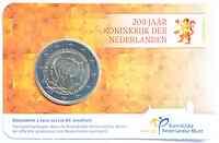Niederlande : 2 Euro Königreich  2013 Stgl.