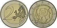 Niederlande : 2 Euro Königreich  2013 bfr
