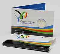 Portugal : 2 Euro Lusophonie im Originalblister  2009 PP