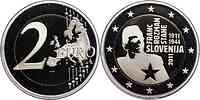 Slowenien : 2 Euro Rozmann  2011 PP