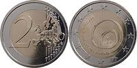 Slowenien : 2 Euro Höhlen von Postojna  2013 bfr