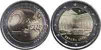 Spanien : 2 Euro Alhambra 2011 bfr