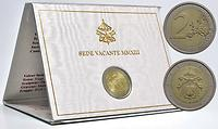 Vatikan : 2 Euro Sede Vacante  2013 Stgl.