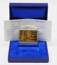 Frankreich : 500 Euro Georges Braque inkl. Originaletui und Zertifikat  2010 PP