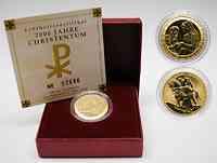 Österreich : 50 Euro Nächstenliebe  2003 Stgl.
