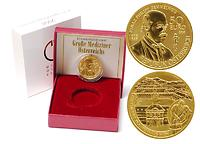 Österreich : 50 Euro Ignaz Philipp Semmelweis  2008 PP 50 Euro Semmelweis