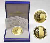 Frankreich 50 Euro Napoleon 2004 PP GOLD