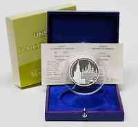 Frankreich : 50 Euro Moskauer Kreml inkl. Originaletui und Zertifikat  2009 PP