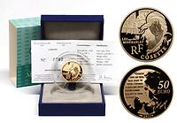 Frankreich 50 Euro Cosette 2011 PP