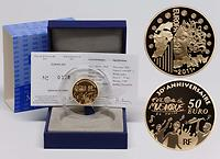 Frankreich : 50 Euro Europa  2011 PP