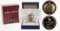 Frankreich : 50 Euro Abbé Pierre  2012 PP