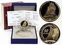 Frankreich 50 Euro Hermione 2012 PP