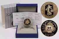 Frankreich : 50 Euro 10 Jahre Euro Bargeld  2012 PP