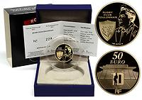 Frankreich : 50 Euro Toulon Rugby  2012 PP