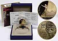 Frankreich : 50 Euro Rudolf Nureyev - Tanz  2013 PP