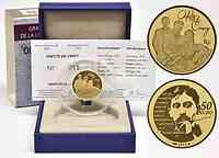 Frankreich : 50 Euro Odette de Crécy  2013 PP
