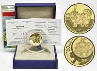 Frankreich : 50 Euro Asterix  2013 PP