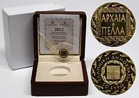 Griechenland : 50 Euro Pella  2012 PP