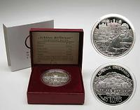 Österreich 10 Euro Schloß Hellbrunn 2004 PP