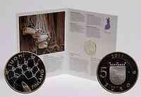 Finnland : 5 Euro Aland  2011 PP