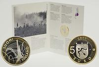 Finnland : 5 Euro Savonia  2011 PP
