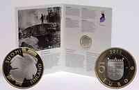 Finnland : 5 Euro Ostrobothnia  2011 PP