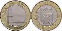 Finnland 5 Euro Finnland - Kathedrale Turku 2013 Stgl.