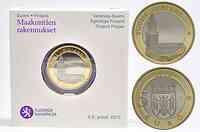 Finnland : 5 Euro Finnland - Kathedrale Turku  2013 PP