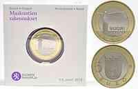 Finnland : 5 Euro Aaland - Leuchtturm v. Sälskär  2013 PP
