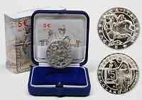 Italien : 5 Euro Herculaneum  2009 Stgl.