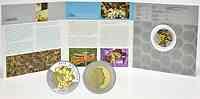 Luxemburg : 5 Euro Honigbiene - Biene  2013 PP Biene