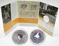 Niederlande 5 Euro Königreichsmünze 2004 PP