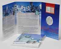 Niederlande : 5 Euro 400 Jahre Beziehung zu New York  2009 PP