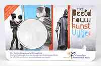 Niederlande 5 Euro Bildhauerkunst 2012 Stgl. Coincard