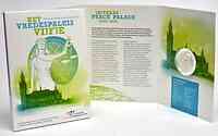 Niederlande : 5 Euro 100 Jahre Friedenspalast  2013 PP