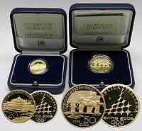 Italien : 70 Euro Set: 20 + 50 Euro Olympiade Turin inkl. Originaletui und Zertifikat  2005 PP Olympiade Turin, Gedenkmünze Olympiade Turin 2006, 70 Euro Italien 2005, 20 Euro Italien 2005, 50 Euro Italien 2005