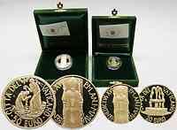 Vatikan : 70 Euro Set aus 20+50 Euro Sakramente Christi  2005 PP Papst Benedikt;70 Euro Vatikan 2005;20 Euro Vatikan 2005;50 Euro Vatikan 2005