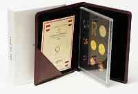 Österreich : 3,88 Euro KMS Österreich  2008 PP Österreichischer Kleinmünzensatz 2008