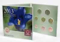 Österreich : 3,88 Euro KMS Österreich 2013 Stgl.