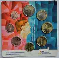 Niederlande : 3,88 Euro KMS Niederlande klein  2014 vz/Stgl.