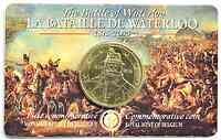 Belgien : 2,5 Euro Schlacht von Waterloo  2015 Stgl.