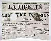 Frankreich : 10 Euro Waffenstillstand  2018 Stgl.