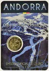 Andorra : 2 Euro Alpin Ski Weltcup Finale  2019 bfr