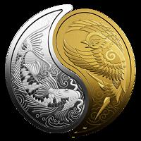 Kanada : 210 Dollar Yin & Yang Set 2019 PP